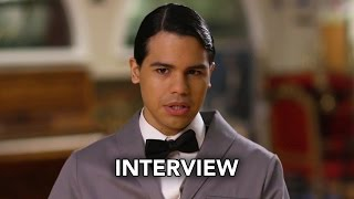 The Flash 3x17 Carlos Valdes Interview