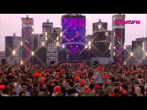 Showtek (Full live-set) | SLAM!Koningsdag 2014