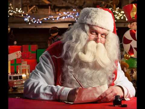 Santa Claus LIVE from the North Pole