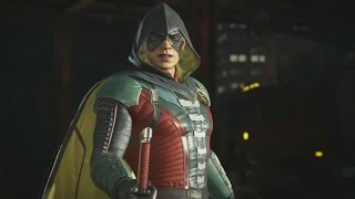 INJUSTICE 2 NEW Robin Gameplay Trailer (Xbox One/PS4/PC)