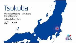 G20: Inspiring cities of Japan - Tsukuba [1 min. version]