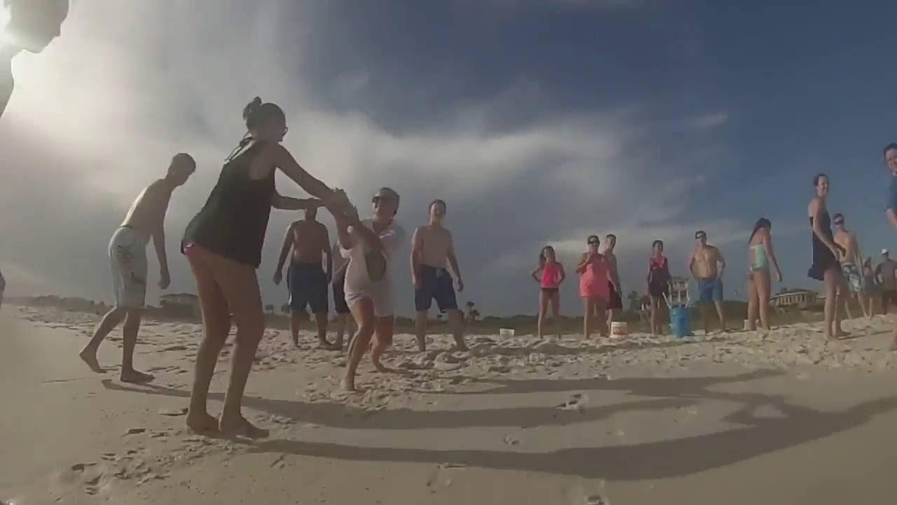 2016 RCBC Youth Beach Trip Pump UP