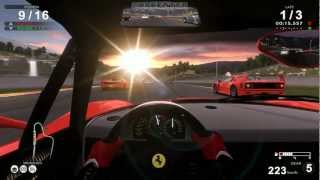 Test Drive™ Ferrari Racing Legends PC Wheel gameplay HD