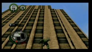 The Incredible Hulk Wii part 9 The Problem Is The Hulk 1/2