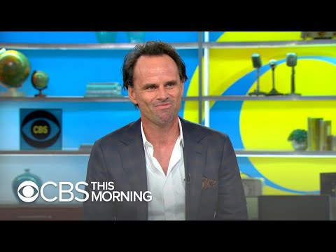 "Walton Goggins On Playing A Single Father In New CBS Series ""The Unicorn"""