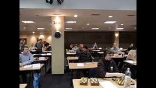 9th European Chess Solving Championship April 2013, Vilnius, Lithuania