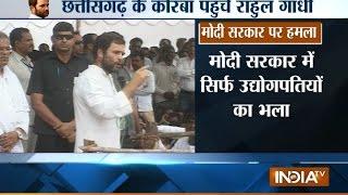Rahul Gandhi meets