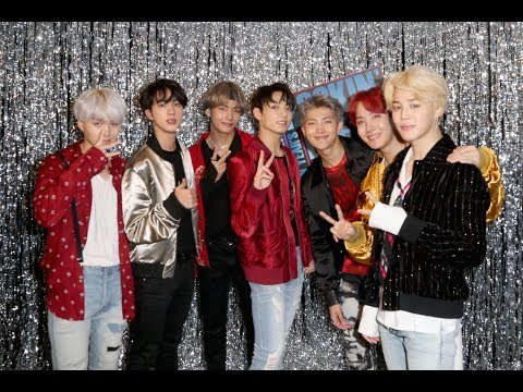 """BTS Lights Up """"Dick Clark's New Year's Rockin' Eve"""" Stage With """"DNA"""""""