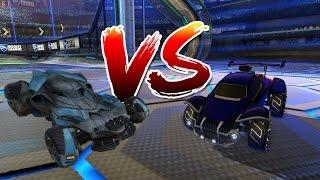 Octane o Batmobile ¿Cuál es Mejor? - Mi opinión | Rocket League