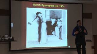 Personality: Testing Part II, Projective Tests