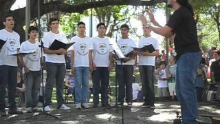 Dona Nobis Pacem - Coral do Colégio Universitário UNILAVRAS