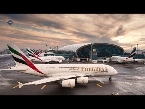Emirates airline could use European hubs to expand in America