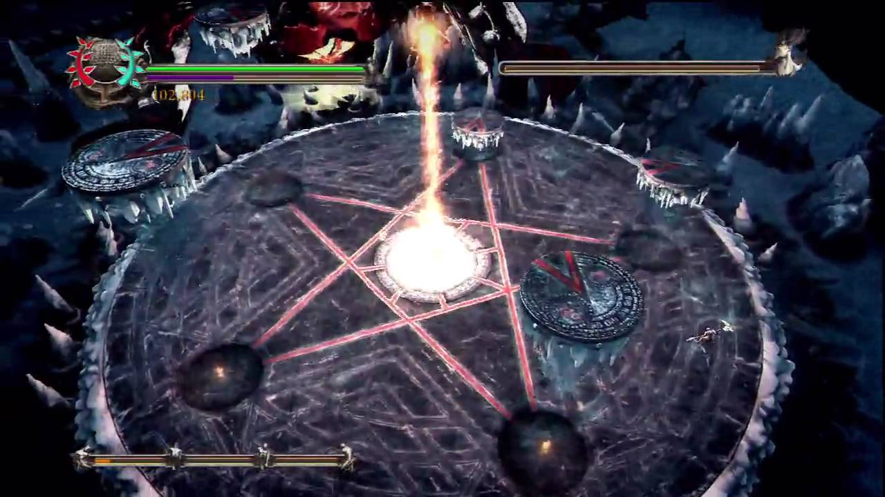 Dante S Inferno Lucifer Part 3