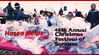 Hosea Helps Christmas Festival of Services