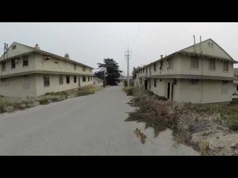 Abandoned Military Base - Fort Ord, Seaside, CA