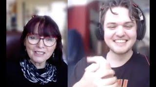 Kronvirusa intervjuo kun Marteno Lelarge