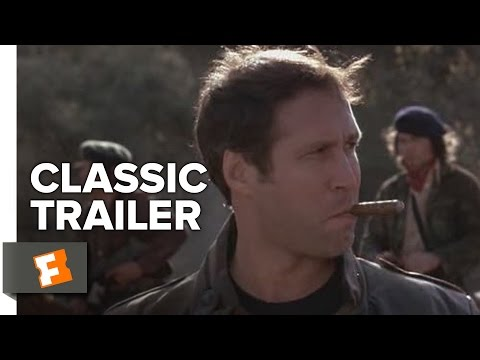 Deal of the Century (1983) Official Trailer - Chevy Chase, Sigourney Weaver Movie HD