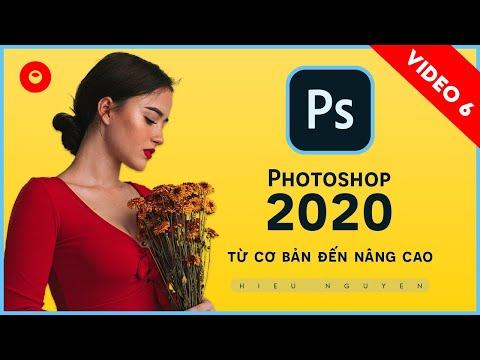 PHOTOSHOP 2020 CÁCH SỬ DỤNG TEXT FONT CHỮ VIỆT HÓA | BIGME