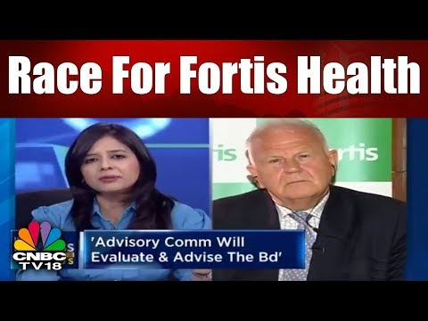 Race For Fortis Health | Board Forms A Panel To Evaluate Bids | India Business Hour