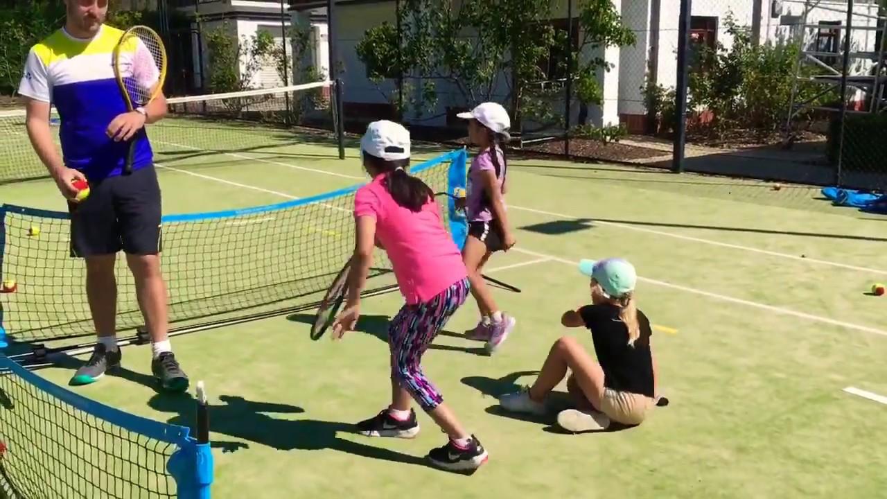f7f01eec Junior Tennis Coaching - Kids - Tennis Canberra