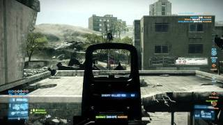 Battlefield 3 Karkand Conquest 64 Player PC HD 720P