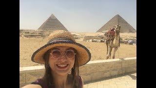 VLOG l Mısır/ Tek Başına Gidilebilir mi???   Güvenli Mi??   Genel Bilgiler
