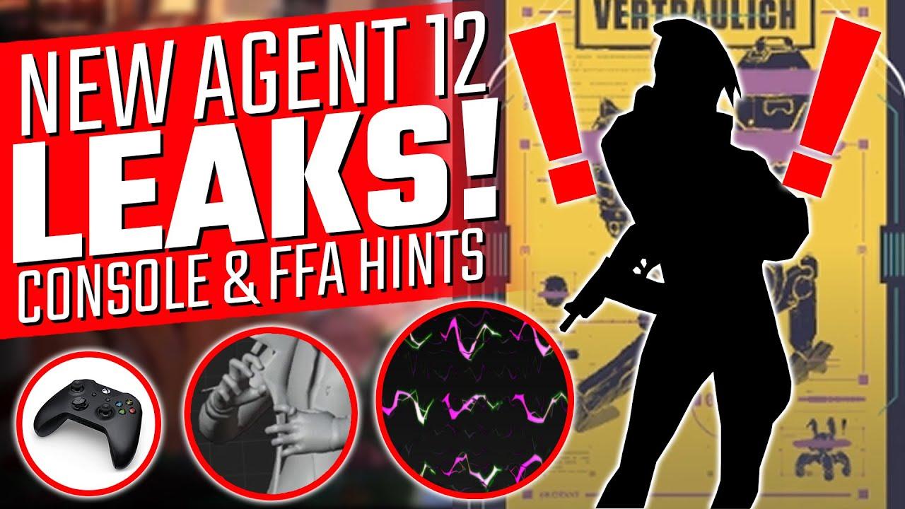 Valorant: NEW Agent 12 LEAKS! - Console & Deathmatch Hints