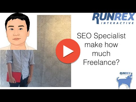 SEO Specialists make how much Freelance?