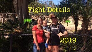 FIGHT DETAILS|FORBES MAGAZINE|CHRIS LEBEN SERIES|2019