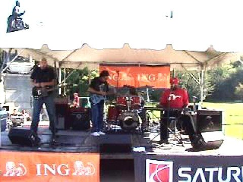 "Mark Stinger Band ""Toe Jam"""