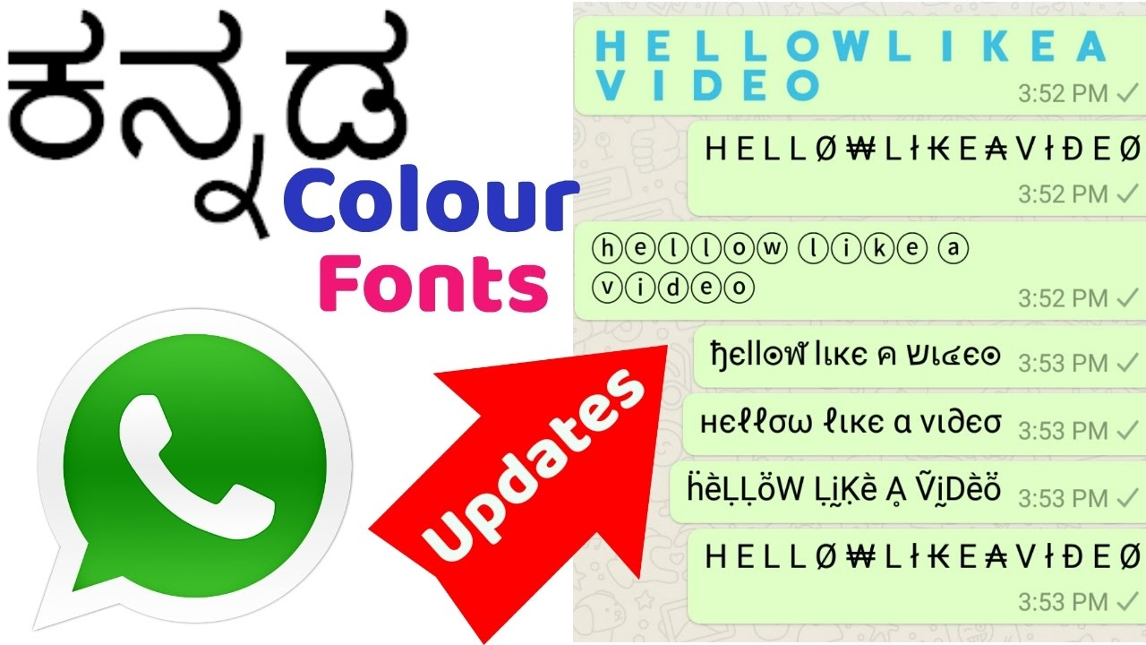 2019 year for women- Fonts stylish status for whatsapp