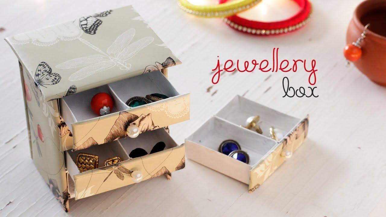 Diy Jewellery Box
