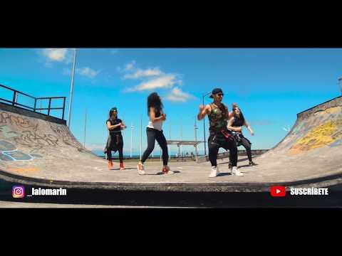 MACHIKA - J Balvin, Jeon, Anitta (Coreografía ZUMBA) / LALO MARIN
