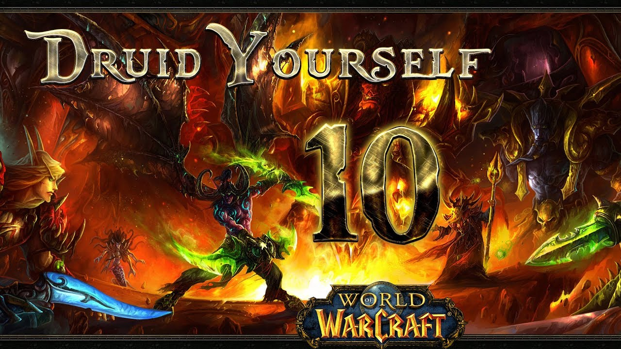 Let S Play World Of Warcraft Druid Yourself German 1080p 10