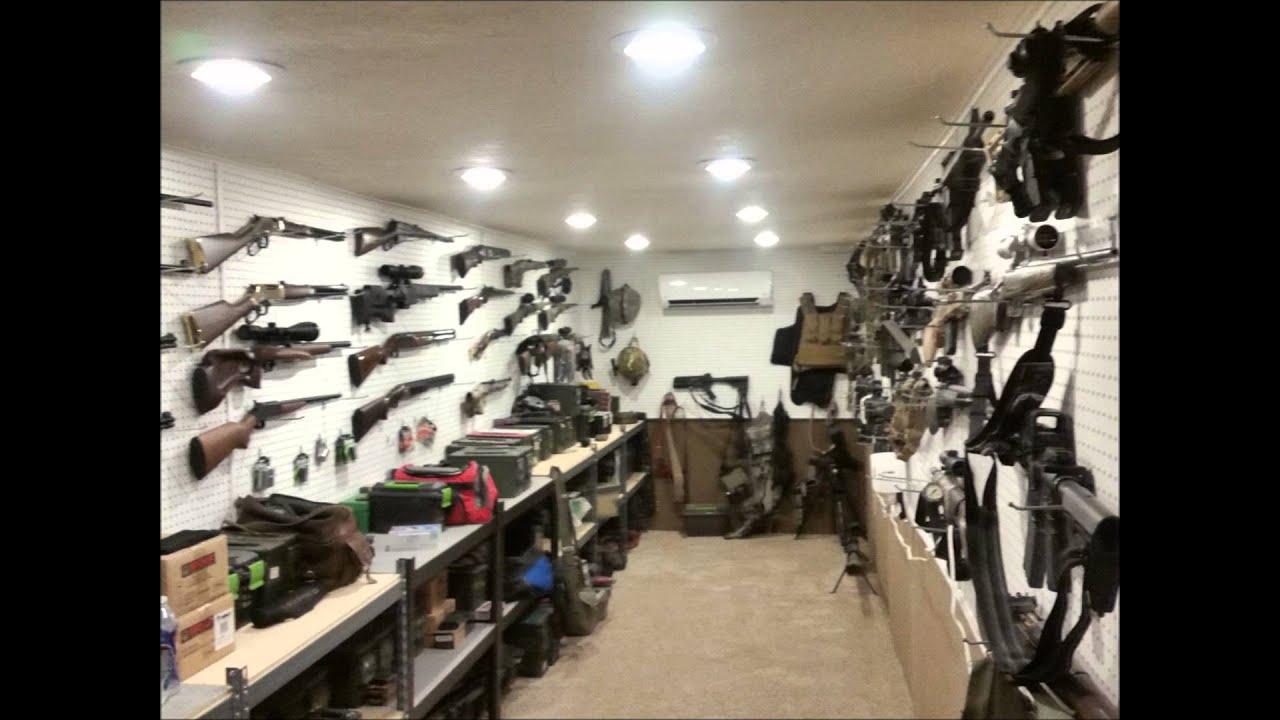Gun Safes By Ultimate Bunker Youtube