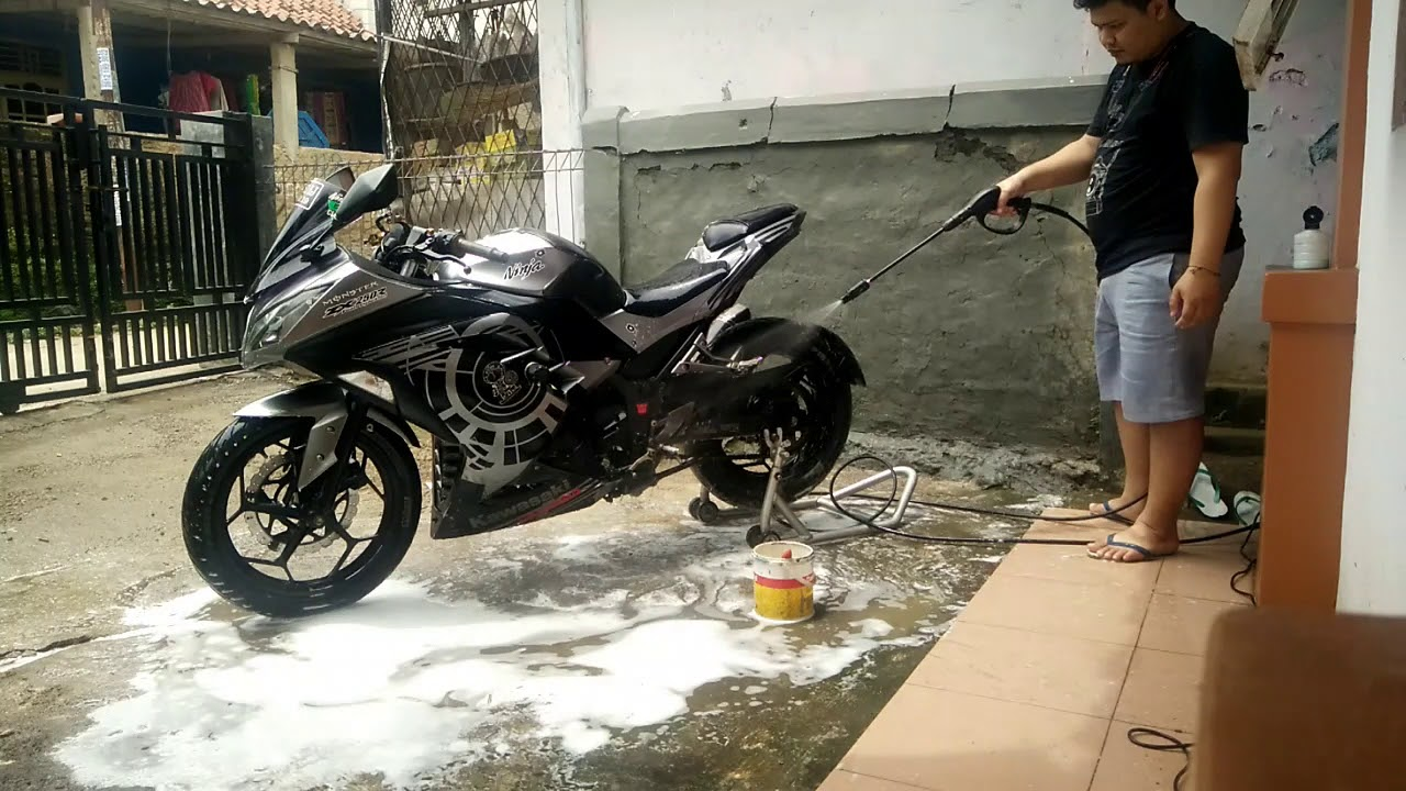 Lakoni Laguna 70 Steam Motor Murah Ninja 250 Fi Youtube Daytona Jet Cleaner Alat Cuci