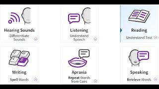 Speech & Language Therapy App