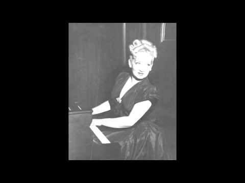 Maryla Jonas plays Mendelssohn Song Without Words Op.102 No.4
