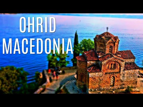 S4 E9:  The LOCALS don't want YOU to know about... Ohrid, Macedonia Travel Guide
