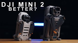 DJI Air 2s vs DJI Mini 2 - Is the MINI 2 better??