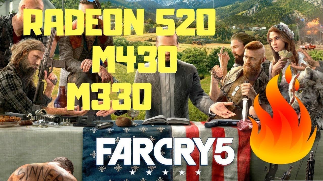 Call Of Duty Ghosts AMD Radeon R5 m330 very High settings
