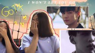 รีแอคชั่น Reaction  !!! GOT7 MV/I WON'T LET YOU GO