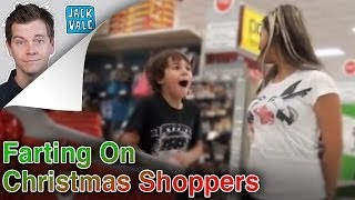 "The Pooter Episode 116 ""Farting On Christmas Shoppers"""