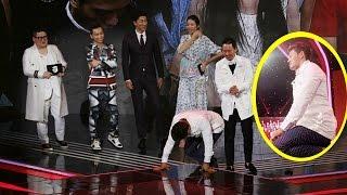 众星唾弃钟国下跪拉票  20150516 《中韩时尚王·箱子的秘密》 第三季