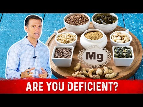 5 Subclinical Magnesium Deficiency Symptoms