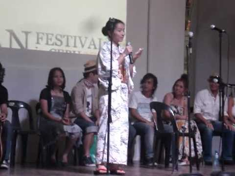 Japan Fest 2012 Cebu: Karaoke Song Competition 1