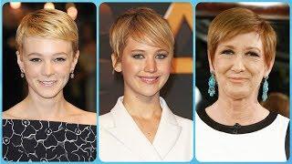 Najlepsze krótkie fryzury damskie rude