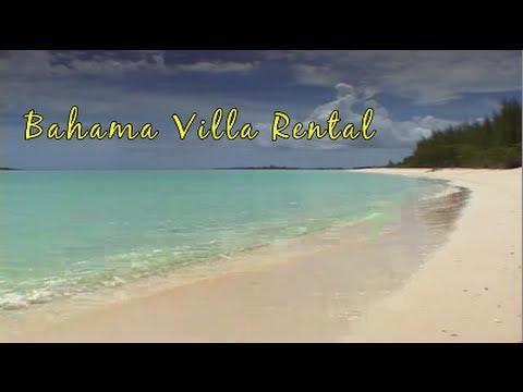 Bahama Villa Rental - Exuma, Bahamas
