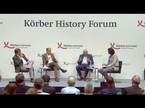 Körber History Forum: Migration und Identität