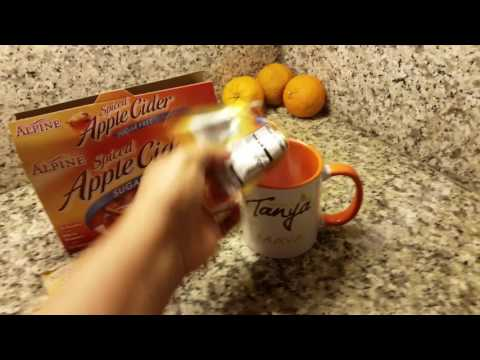 Alpine Spiced Apple Cide from NBT